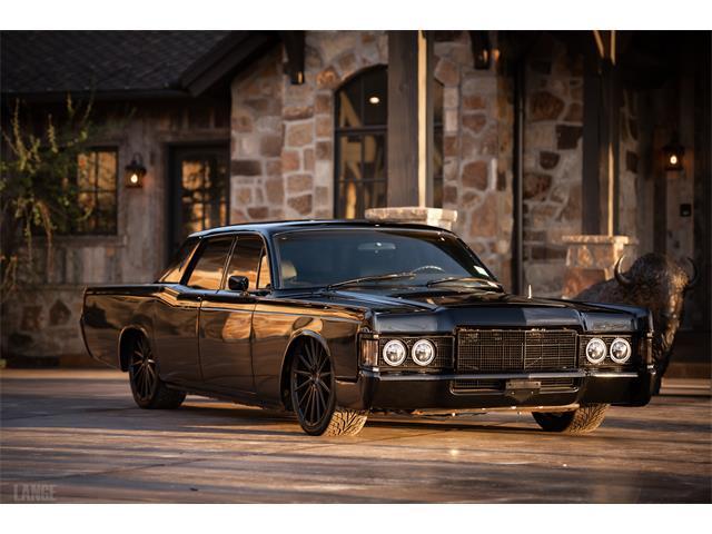 1969 Lincoln 4-Dr Sedan (CC-1477419) for sale in Park City, Utah