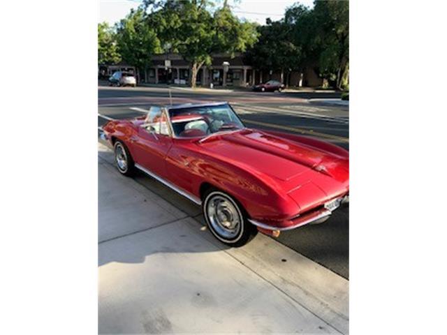 1964 Chevrolet Corvette Stingray (CC-1477420) for sale in CONCORD, California