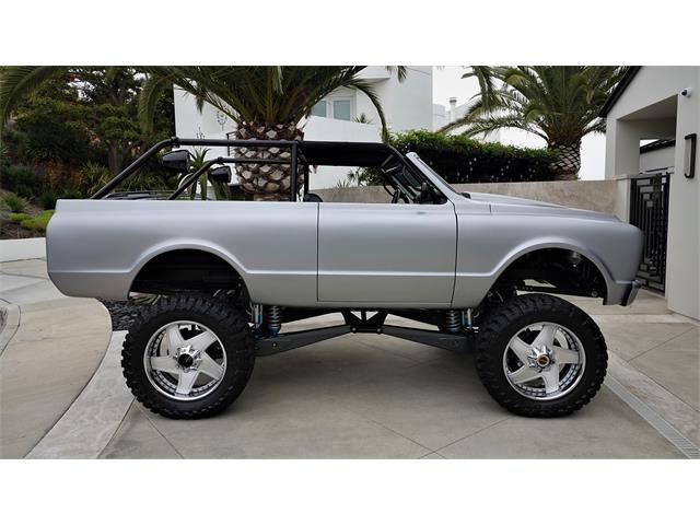 1972 Chevrolet Blazer (CC-1477428) for sale in San Juan Capistrano , California
