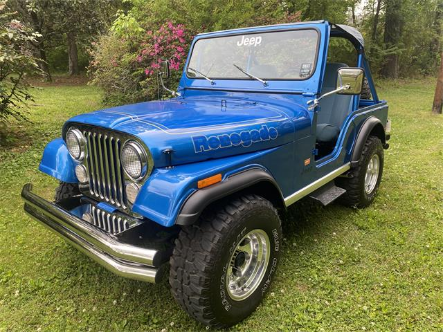 1978 Jeep CJ5 (CC-1470743) for sale in Summerville, Georgia