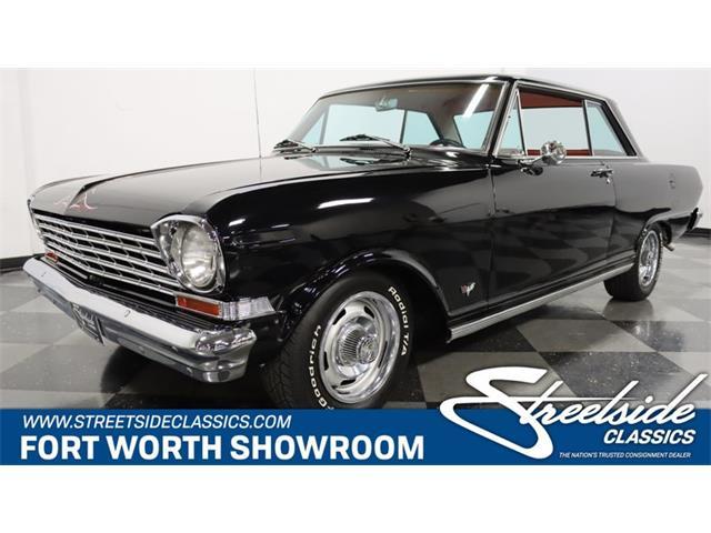 1962 Chevrolet Nova (CC-1477431) for sale in Ft Worth, Texas