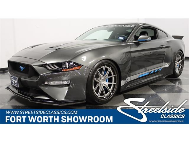 2018 Ford Mustang (CC-1477439) for sale in Ft Worth, Texas