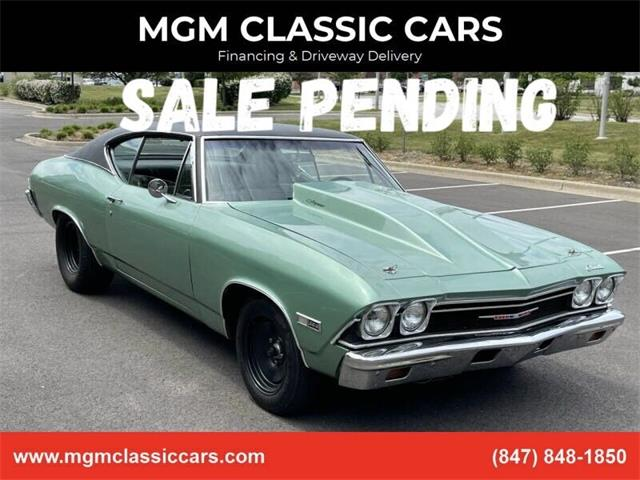 1968 Chevrolet Chevelle (CC-1477455) for sale in Addison, Illinois
