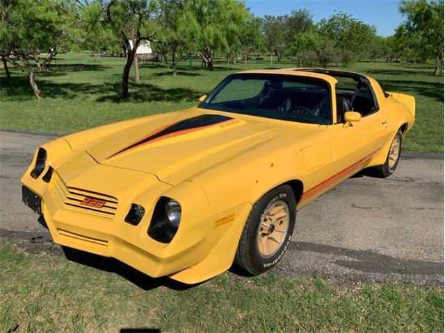 1981 Chevrolet Camaro (CC-1477471) for sale in Fredericksburg, Texas