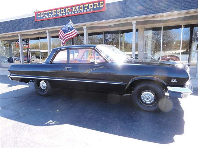 1963 Chevrolet Bel Air (CC-1470748) for sale in CLARKSTON, Michigan