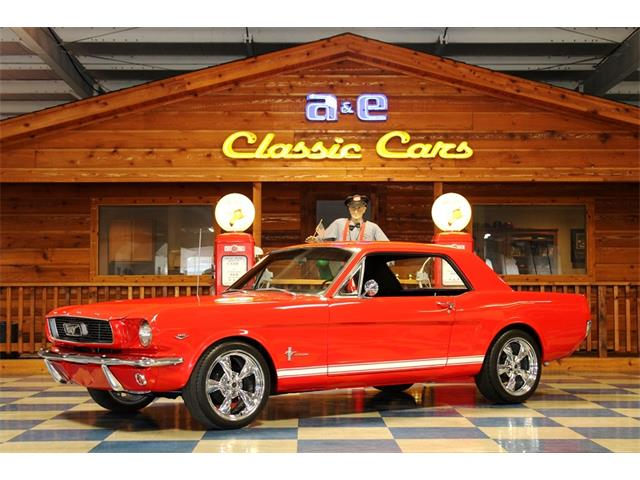 1966 Ford Mustang (CC-1470750) for sale in New Braunfels , Texas