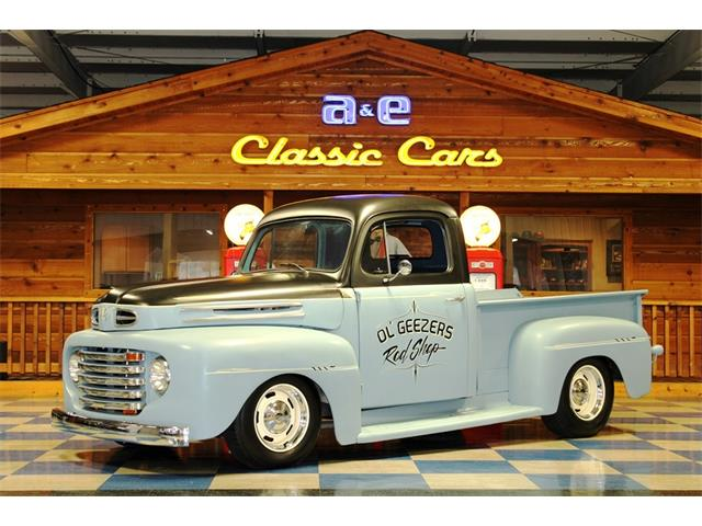 1950 Ford F100 (CC-1470752) for sale in New Braunfels , Texas