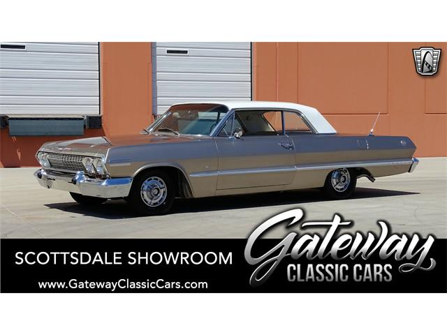 1963 Chevrolet Impala (CC-1477534) for sale in O'Fallon, Illinois