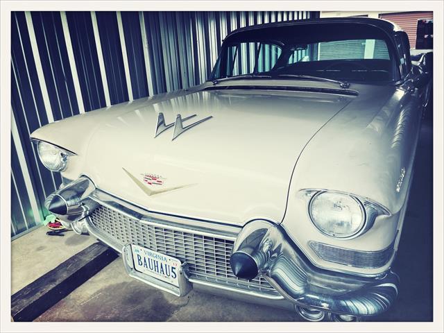 1957 Cadillac Sedan DeVille (CC-1477565) for sale in Woodbrige, Virginia