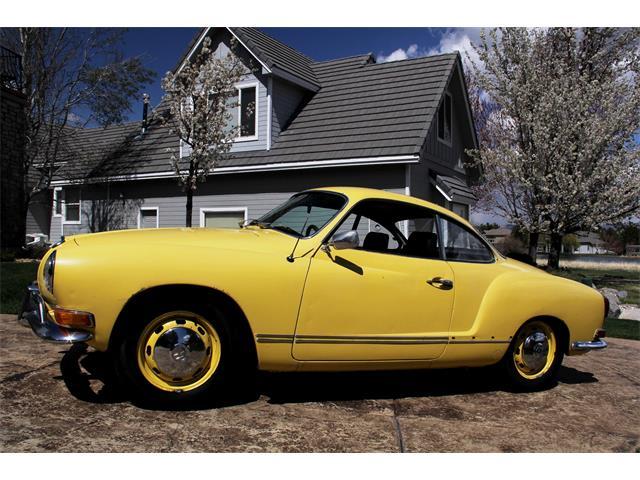 1971 Volkswagen Karmann Ghia (CC-1470757) for sale in Orange, California
