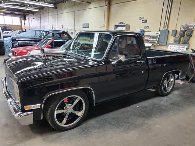 1981 GMC Sierra (CC-1470759) for sale in EDMONTON, Alberta
