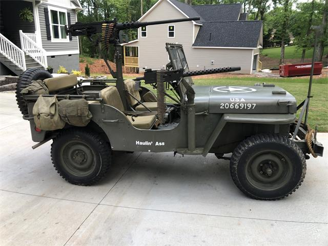1945 Jeep Willys (CC-1470076) for sale in Anderson, South Carolina