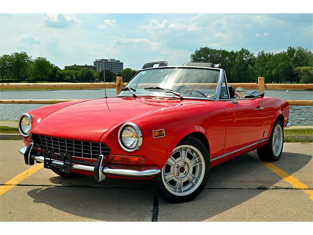 1971 Fiat 124 (CC-1477649) for sale in Rolling Meadows, Illinois