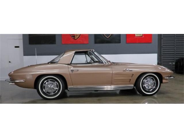 1963 Chevrolet Corvette (CC-1477661) for sale in Miami, Florida