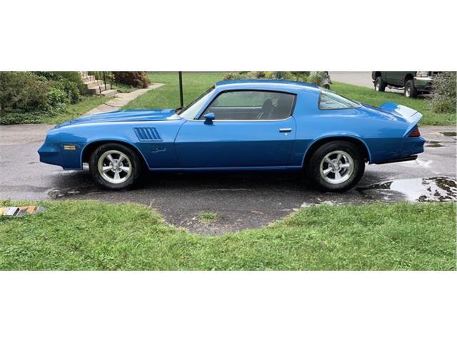 1978 Chevrolet Camaro Z28 (CC-1477670) for sale in Framingham, Massachusetts
