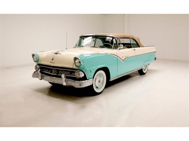 1955 Ford Sunliner (CC-1477683) for sale in Morgantown, Pennsylvania
