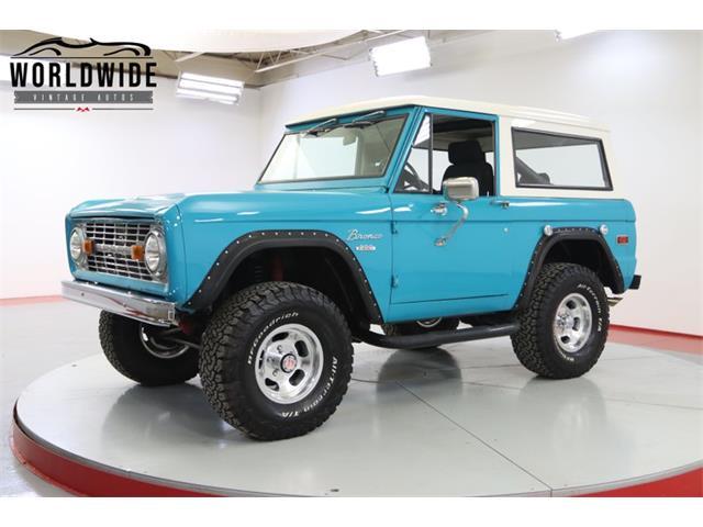 1971 Ford Bronco (CC-1477704) for sale in Denver , Colorado