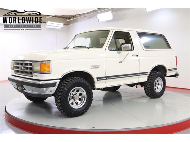 1987 Ford Bronco (CC-1477711) for sale in Denver , Colorado