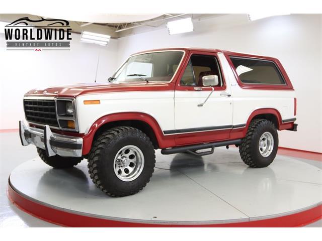 1981 Ford Bronco (CC-1477713) for sale in Denver , Colorado