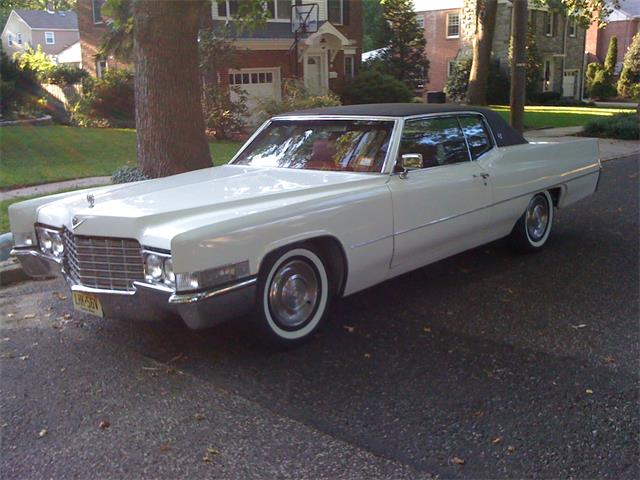 1969 Cadillac Coupe DeVille (CC-1470772) for sale in Voorhees, New Jersey