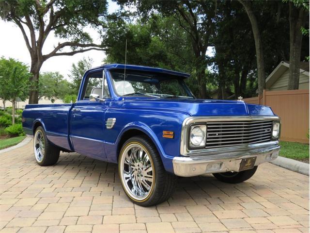 1972 Chevrolet C10 (CC-1477728) for sale in Lakeland, Florida