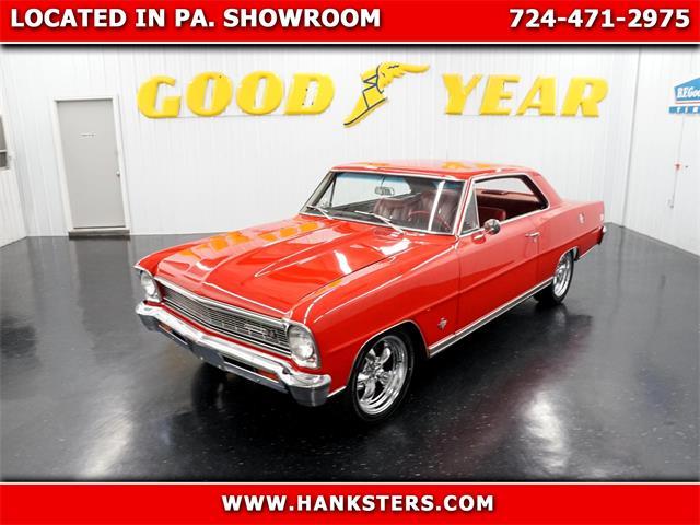 1966 Chevrolet Nova (CC-1477734) for sale in Homer City, Pennsylvania
