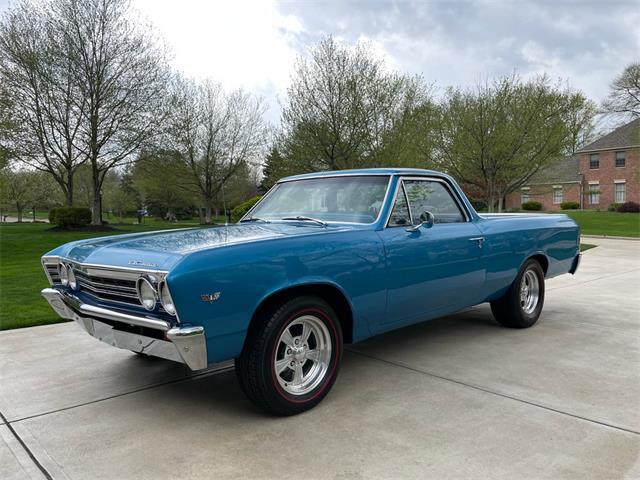 1967 Chevrolet El Camino (CC-1470775) for sale in North Royalton, Ohio
