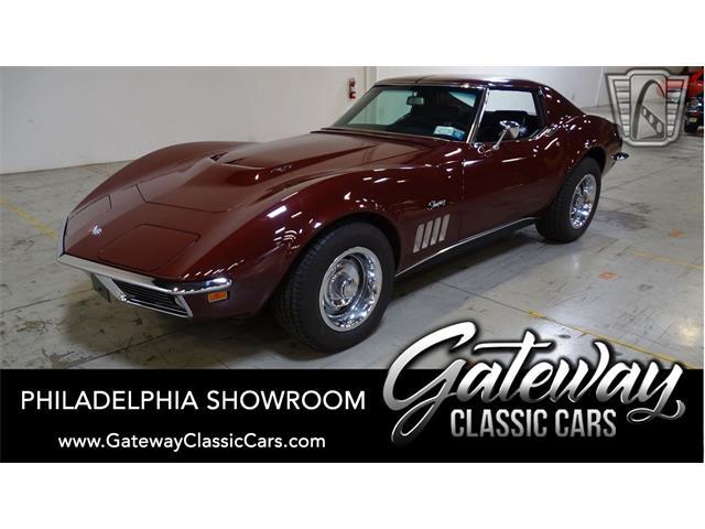 1969 Chevrolet Corvette (CC-1477781) for sale in O'Fallon, Illinois
