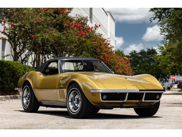 1969 Chevrolet Corvette (CC-1477786) for sale in Orlando, Florida