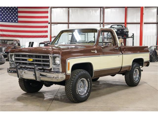 1979 Chevrolet K-10 (CC-1470779) for sale in Kentwood, Michigan