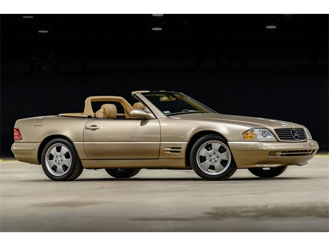 2000 Mercedes-Benz SL500 (CC-1477810) for sale in Collierville, Tennessee