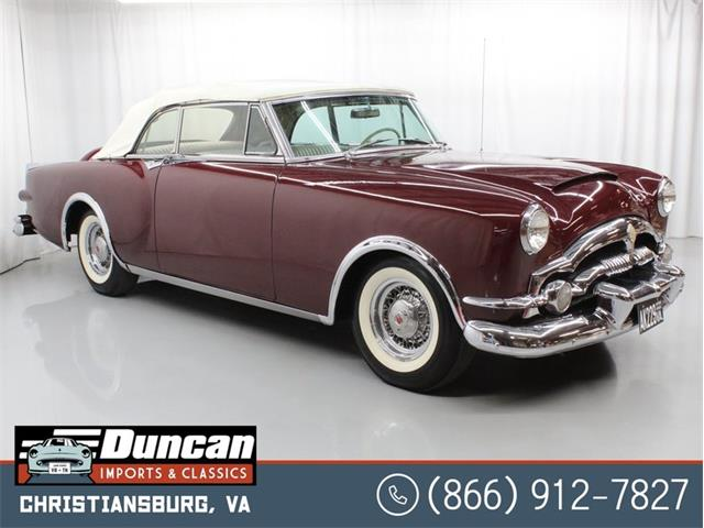 1953 Packard Caribbean (CC-1470783) for sale in Christiansburg, Virginia