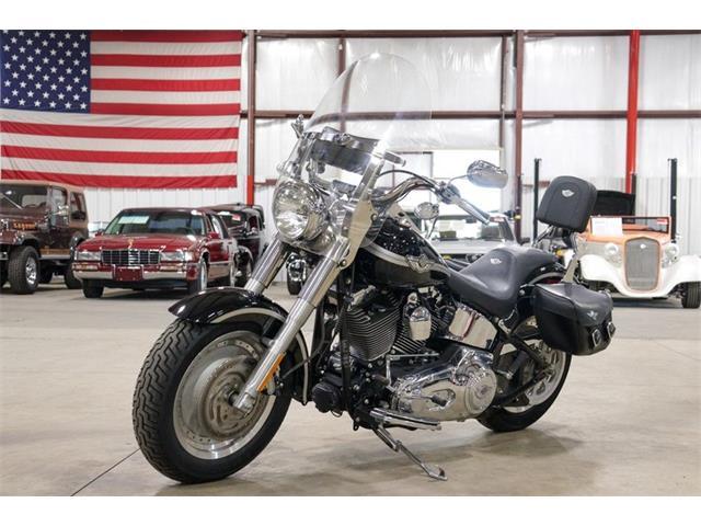 2003 Harley-Davidson Fat Boy (CC-1470784) for sale in Kentwood, Michigan