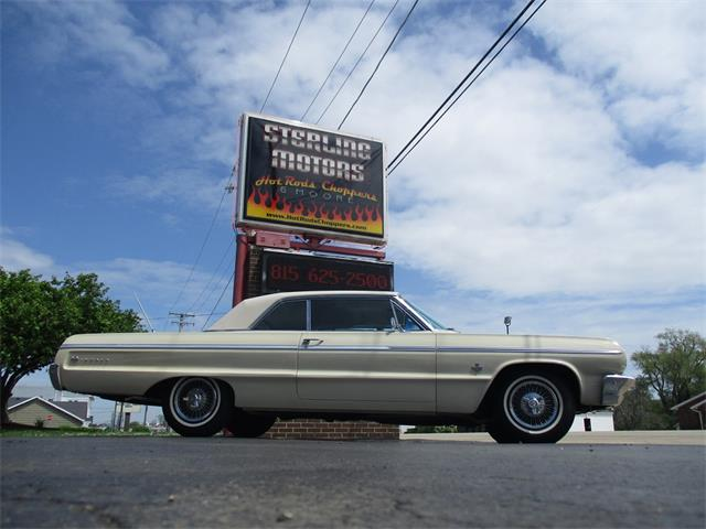1964 Chevrolet Impala SS (CC-1477846) for sale in Sterling, Illinois