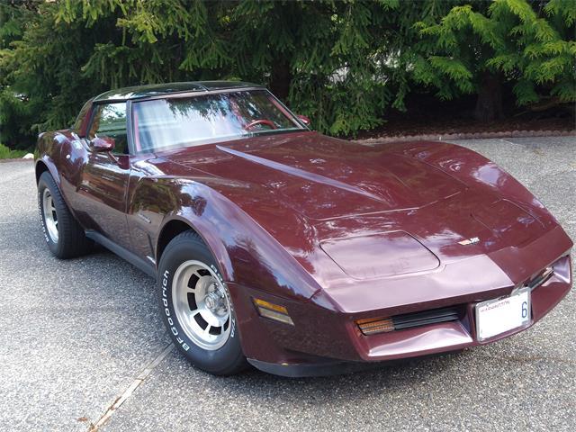 1982 Chevrolet Corvette (CC-1477863) for sale in Anacortes, Washington