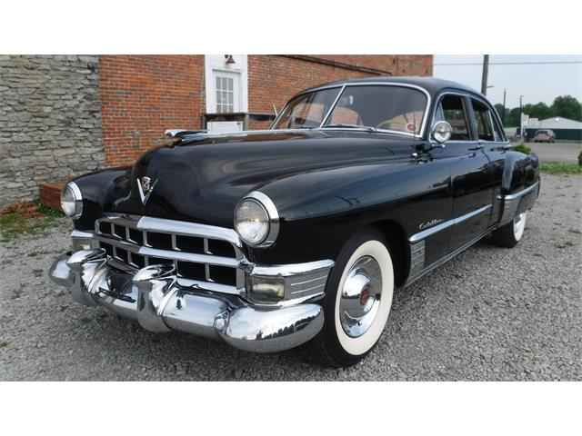 1949 Cadillac Series 62 (CC-1477890) for sale in MILFORD, Ohio