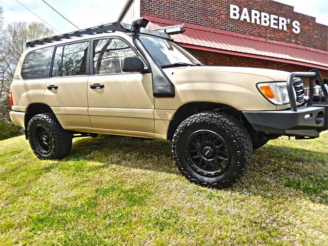 2000 Toyota Land Cruiser (CC-1477893) for sale in Brandon, Mississippi