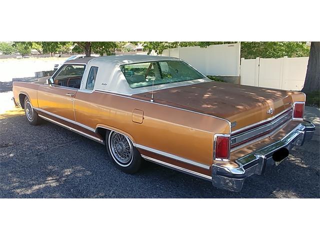 1978 Lincoln Town Car (CC-1477896) for sale in Albuquerque, New Mexico