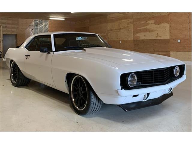 1969 Chevrolet Camaro (CC-1477915) for sale in Abbotsford , British Columbia