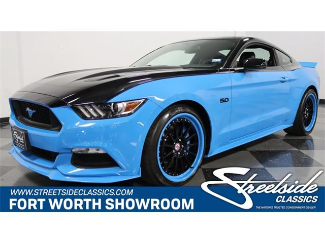 2015 Ford Mustang (CC-1470794) for sale in Ft Worth, Texas