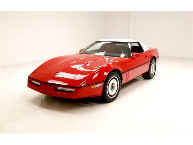 1987 Chevrolet Corvette (CC-1477940) for sale in Morgantown, Pennsylvania