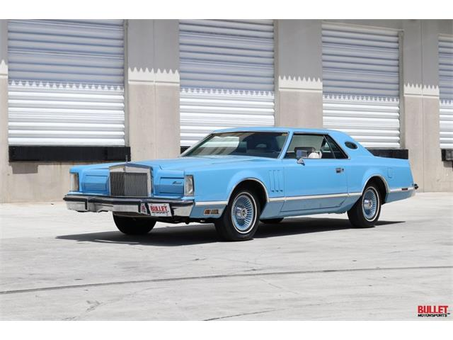 1978 Lincoln Continental (CC-1477970) for sale in Fort Lauderdale, Florida