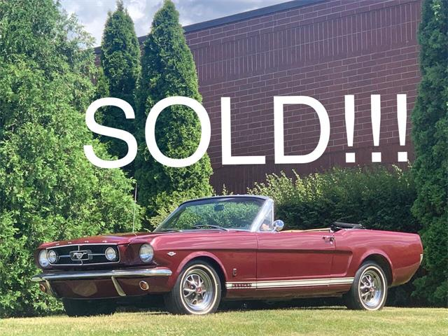 1965 Ford Mustang (CC-1477989) for sale in Geneva, Illinois