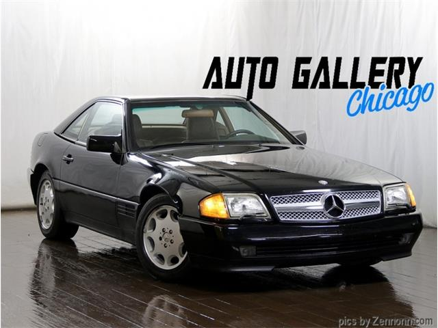 1994 Mercedes-Benz SL500 (CC-1477996) for sale in Addison, Illinois
