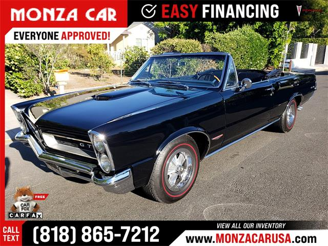1965 Pontiac GTO (CC-1478003) for sale in Sherman Oaks, California