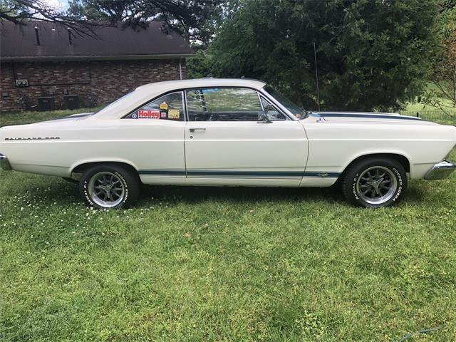 1966 Ford Fairlane (CC-1478005) for sale in Chesapeake, Virginia