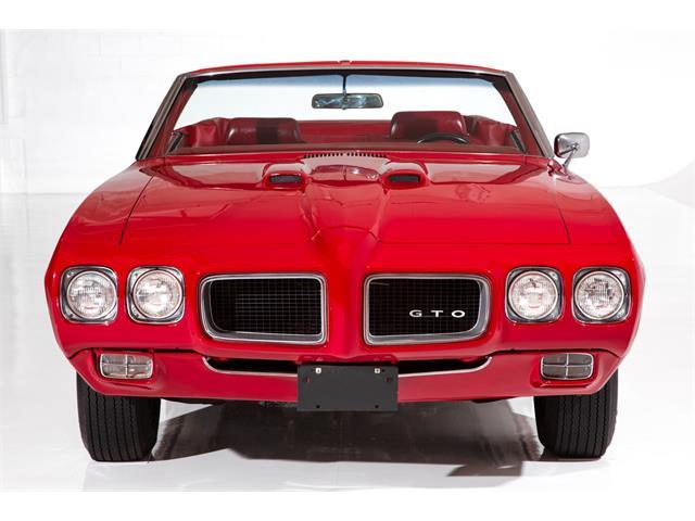 1970 Pontiac GTO (CC-1478014) for sale in Des Moines, Iowa