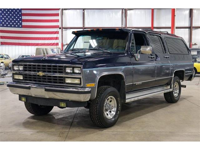 1989 Chevrolet Suburban (CC-1470802) for sale in Kentwood, Michigan