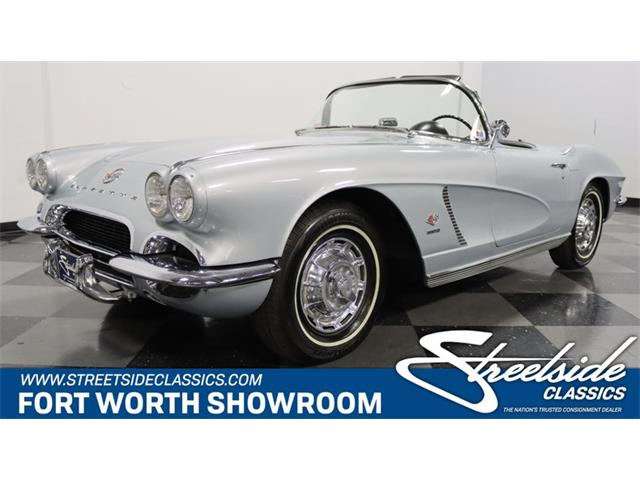 1962 Chevrolet Corvette (CC-1470804) for sale in Ft Worth, Texas