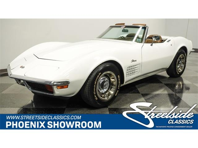 1972 Chevrolet Corvette (CC-1470805) for sale in Mesa, Arizona